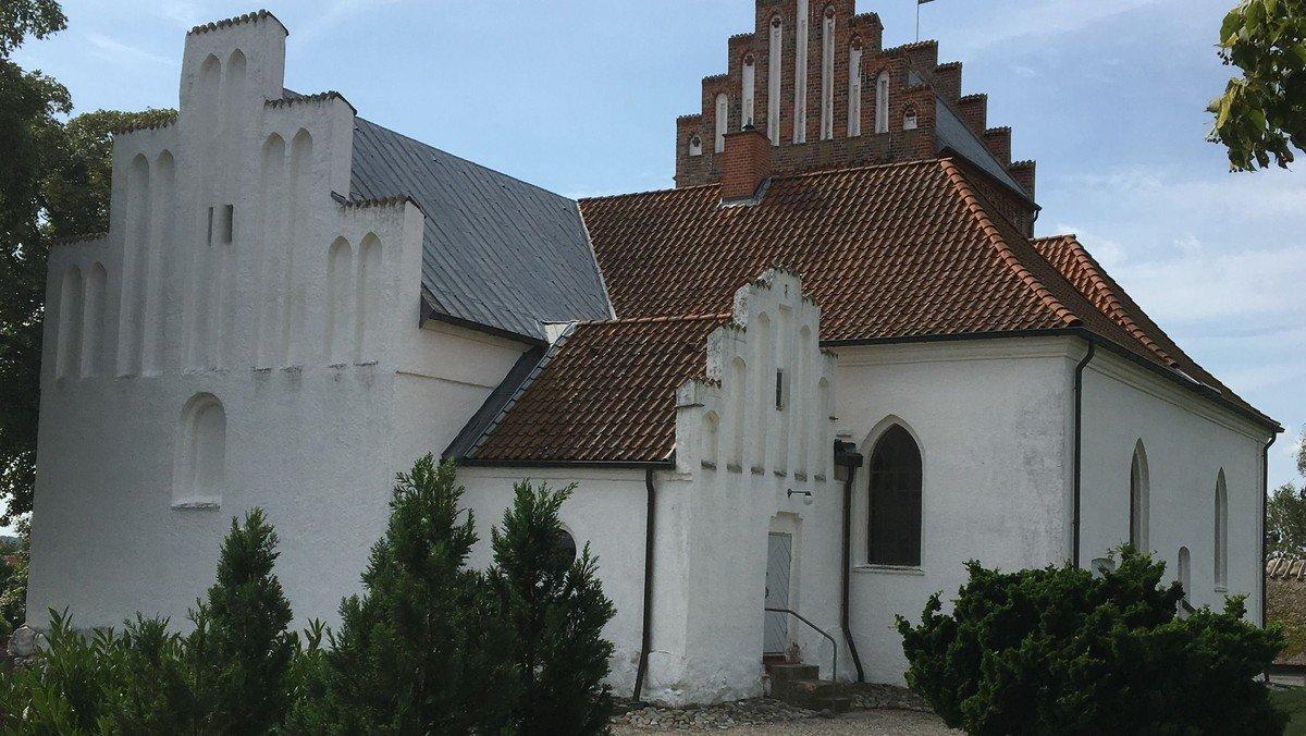 Gudstjeneste i Torup kirke ved Kristian Hein - Midfaste - Joh. , 1-15