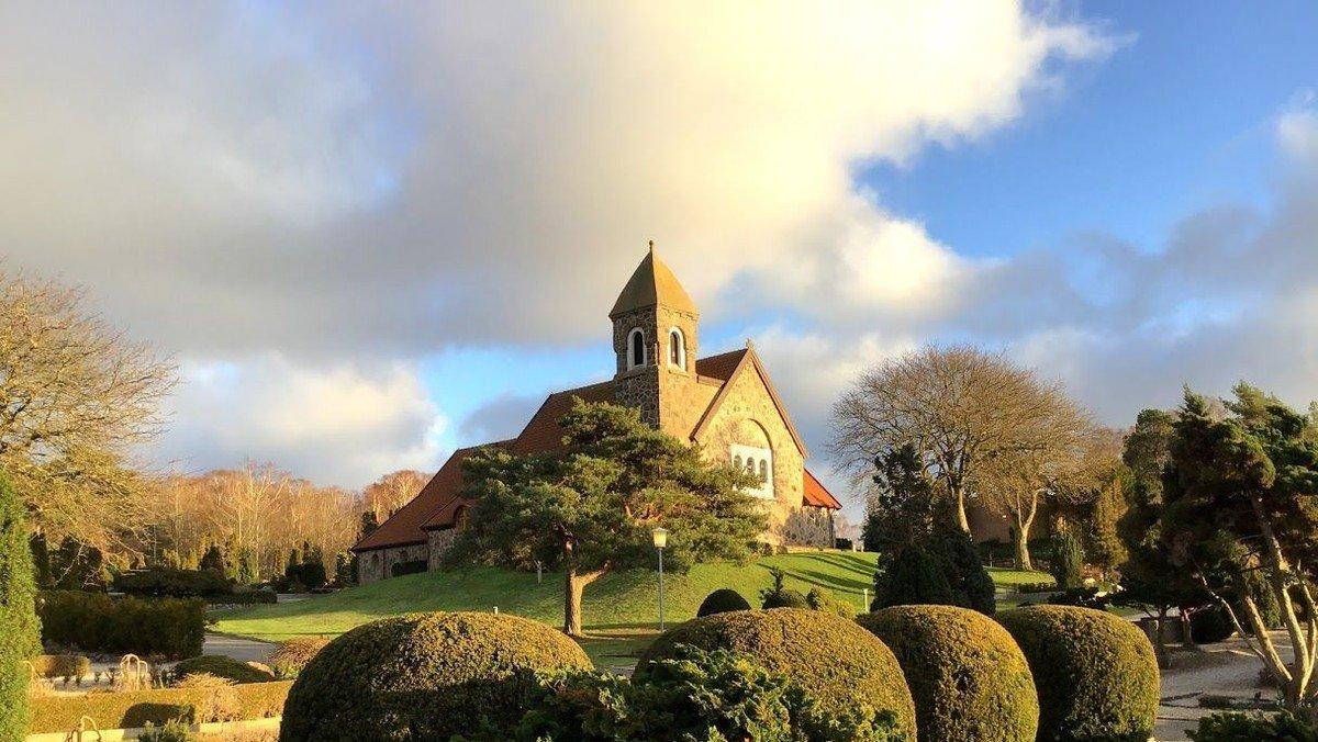 Gudstjeneste i Lynæs kirke - Mariæ bebudelses dag - Luk. 1, 26-38