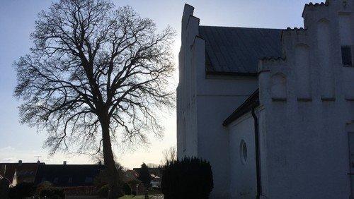 Gudstjeneste i Torup kirke - Mariæ bebudelses dag - Luk. 1, 26-38