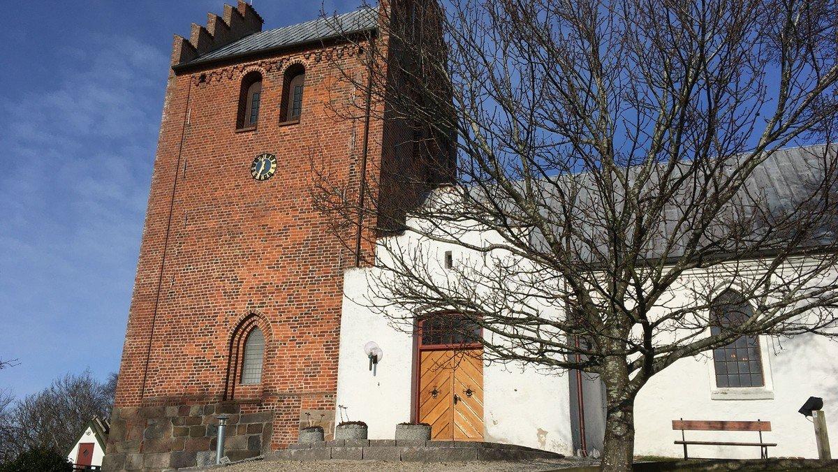 Gudstjeneste i Torup kirke - Palmesøndag - Matt. 21, 1-9