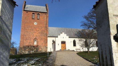 Gudstjeneste i Torup kirke  - 1. s.e. påske - Joh. 20, 19-31
