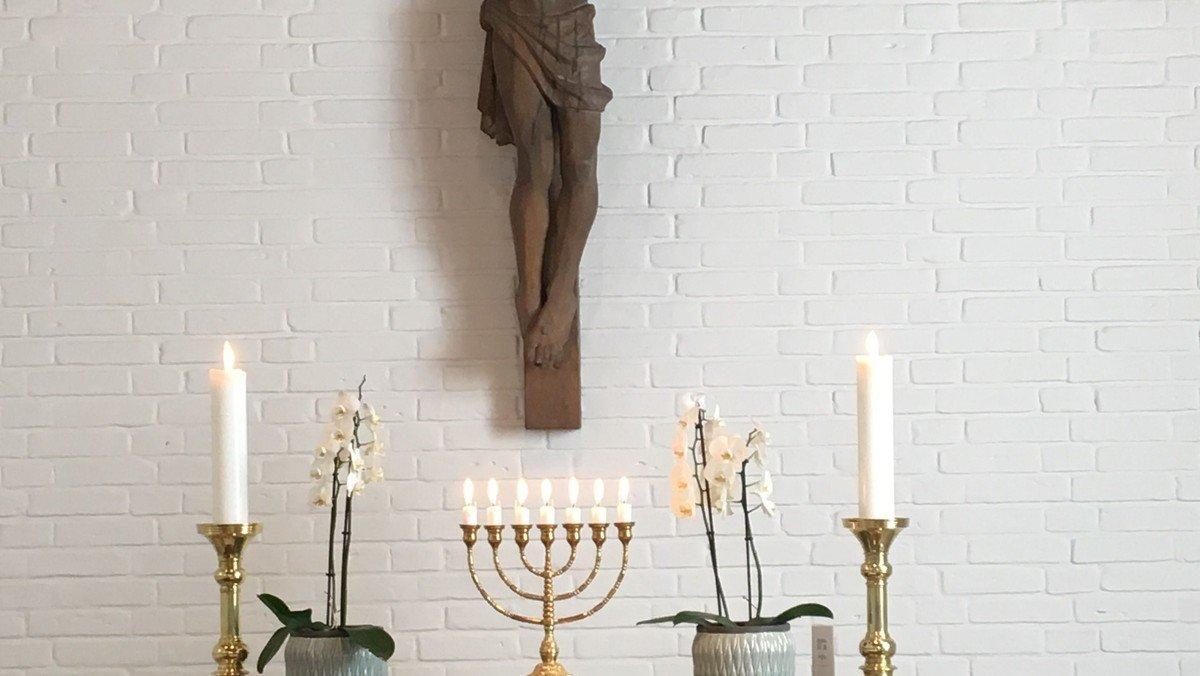 Gudstjeneste i Lynæs kirke - 6. s.e. påske - Joh. 15, 26-16,4