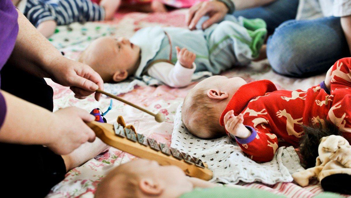 Babysalmesang -aflyst