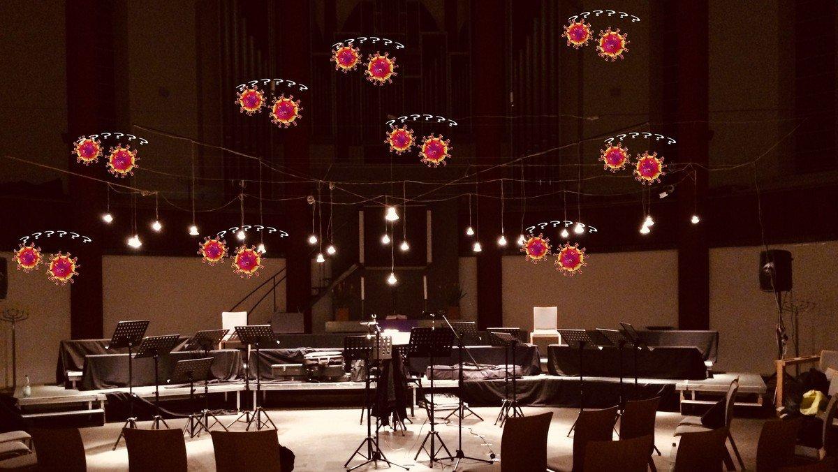 Winterkonzert fällt aus, geplant war 'Typisch Orgel'