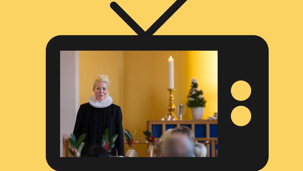 ONLINE julegudstjeneste v/ Helene Ferslev