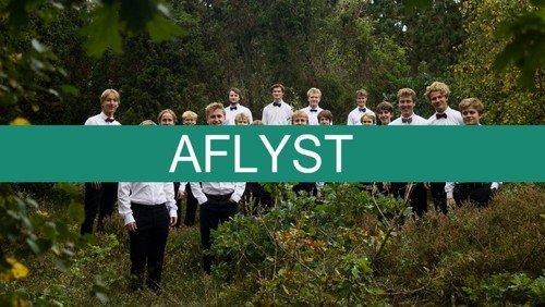 AFLYST. Koncert med Clemens Knejterne