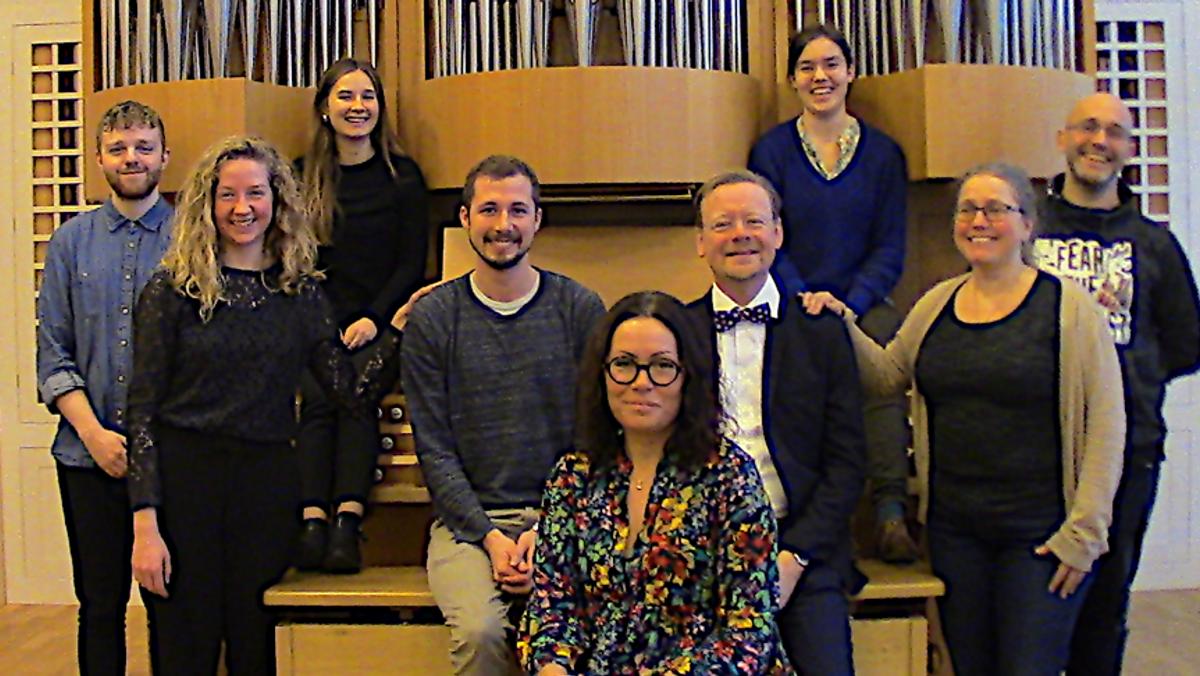 Aflyst: Orgelkoncert med orgelstuderende fra Det Jyske Musikkonservatorium