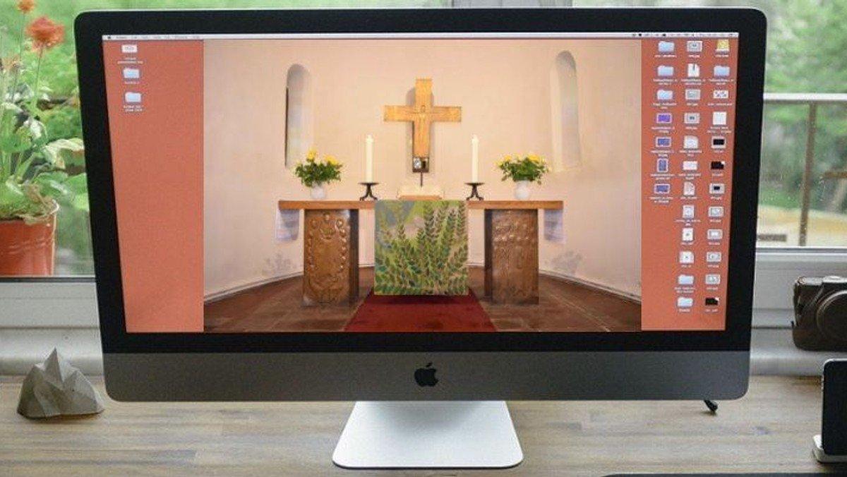 Livestream mit Keyboard, Gospel- und Lobpreismusik aus der Dorfkirche Schönefeld