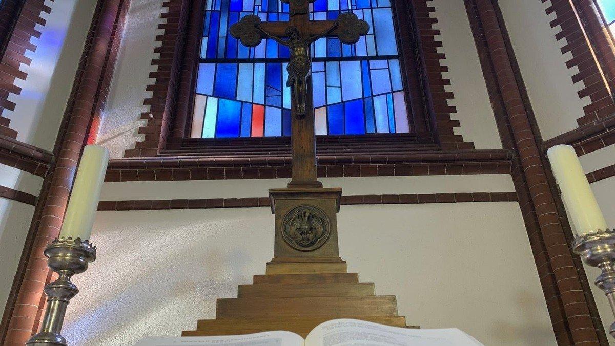 Gottesdienst mit Pastor Michael Schulze