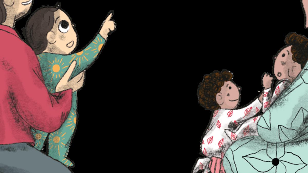 Børnegudstjeneste for Husumvold Sogns Menighedsbørnehave