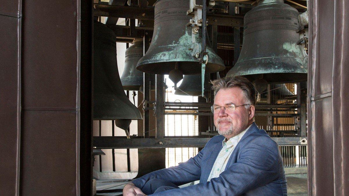 Klokkekoncert med Lars Sømod Jensen