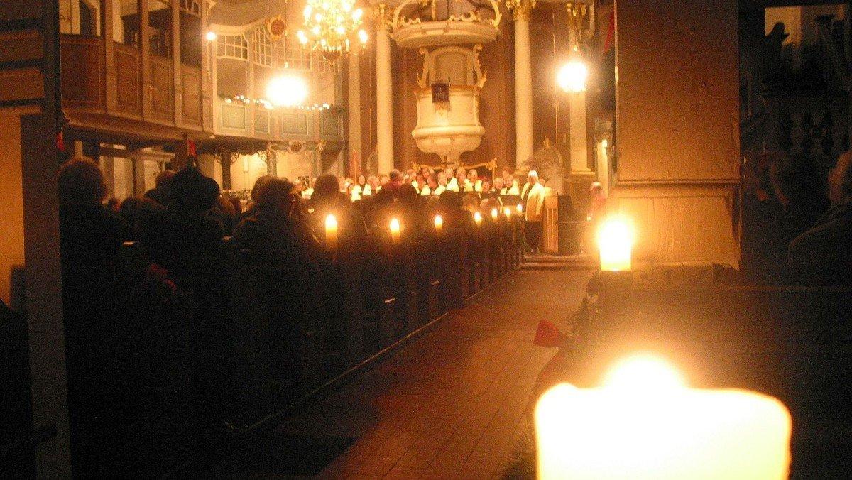Kurzandacht in der Adventszeit