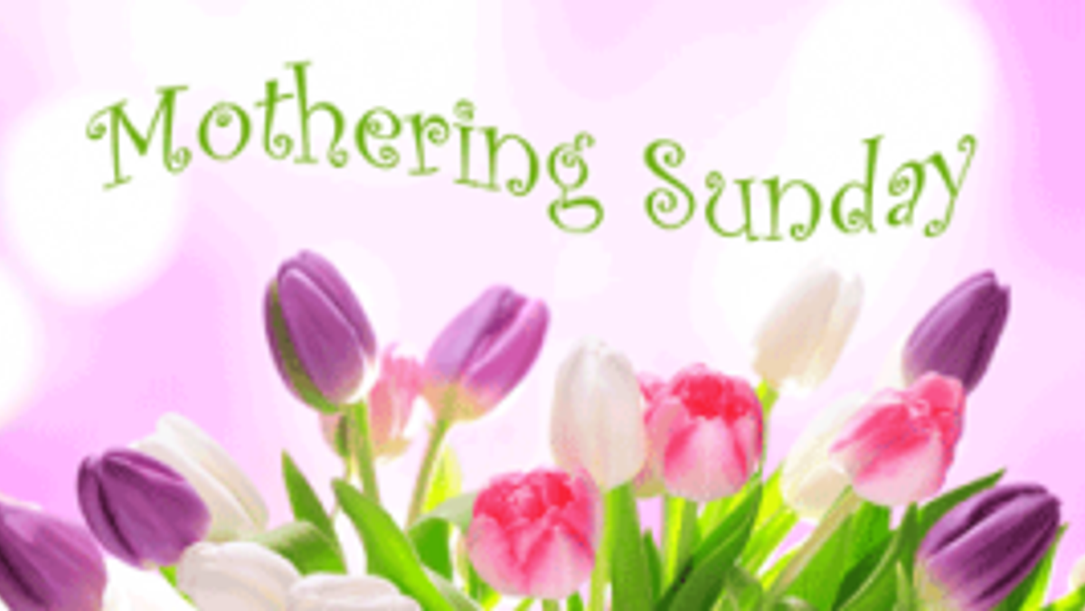 Mothering Sunday (live streamed)