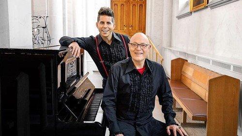 Koncert med Duoen Reg & Andreas