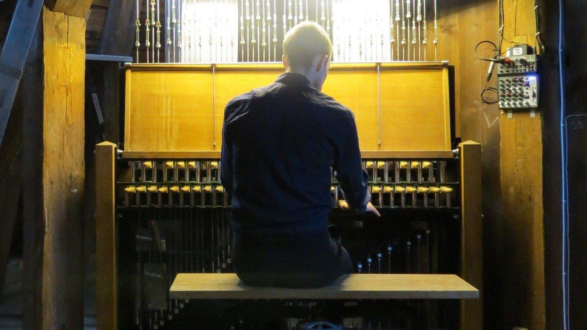 Adventskoncert fra klokkespillet