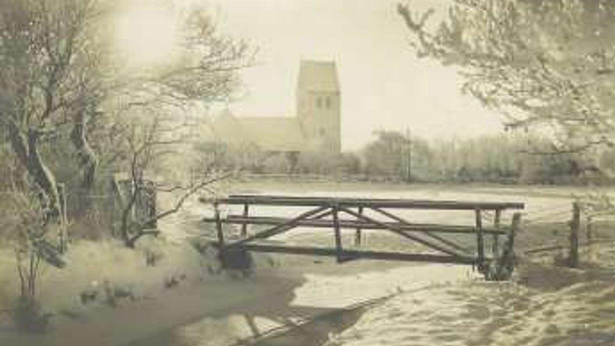 Gudstjeneste i Karlslunde Kirke v MML