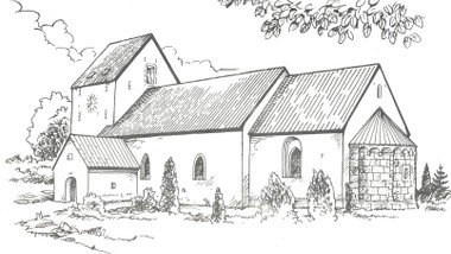 Fastelavnsgudstjeneste i Nørre Snede kirke