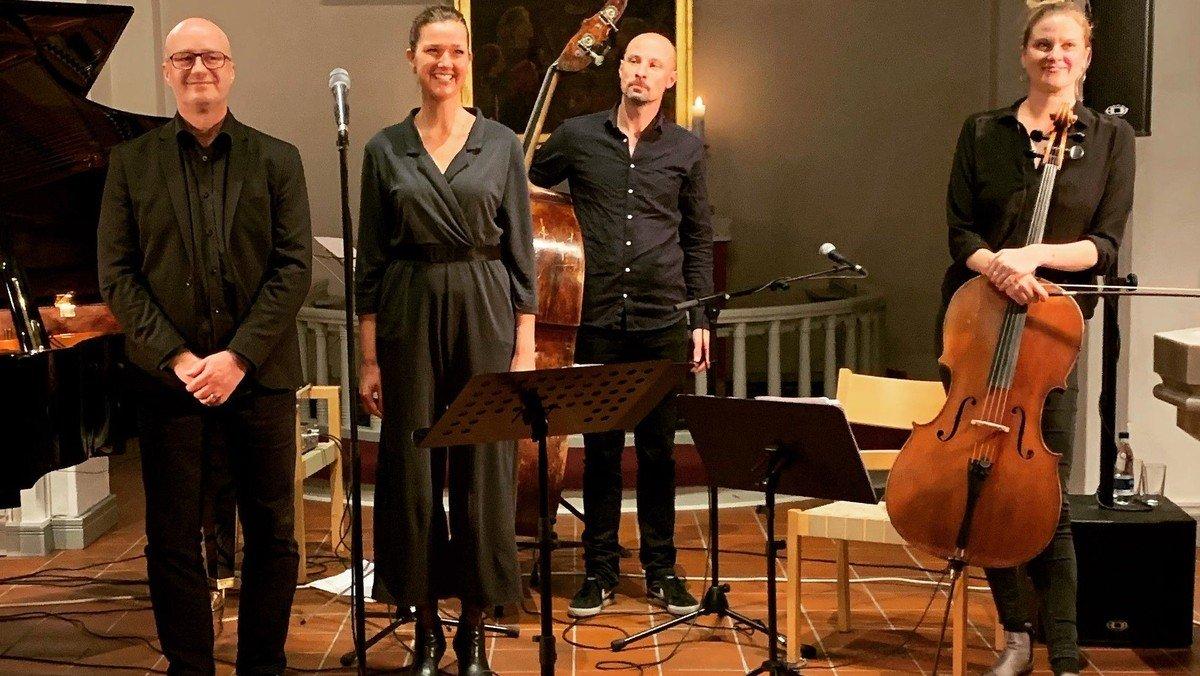 AFLYST! Koncert Svenstrup sognegård