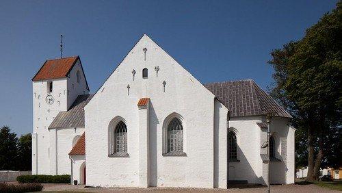 Gudstjeneste i Nibe kirke m. tilmelding