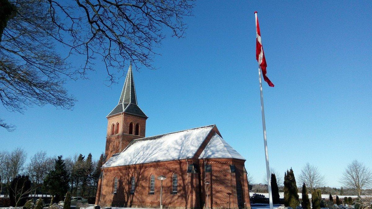 Julegudstjeneste Brande Kirke