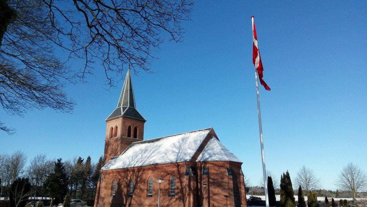 Julegudstjeneste Brande Kirke - Husk tilmelding!