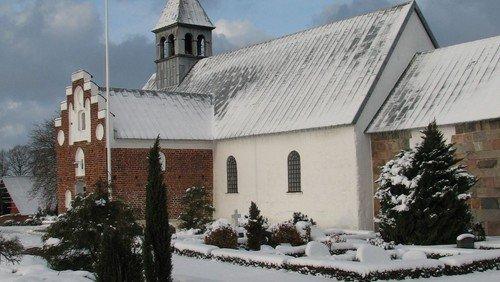 Gudstjeneste Fausing Kirke - 1. s. e. helligtrekonger