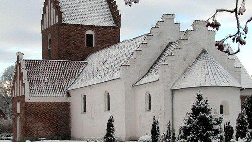Gudstjeneste Auning Kirke - 1. s.e. Helligtrekonger