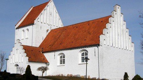 Højmesse,  Syv kirke streames live på facebook kl. 10.30