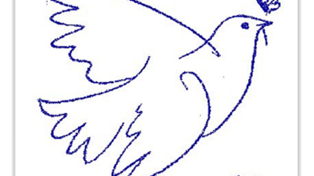 Friedensweg der Religionen in der offenen Kirche