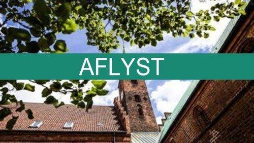 AFLYST. Fredagsmøde
