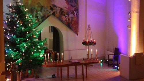 1. Weihnachtstag Offene Kirche zur stillen Andacht