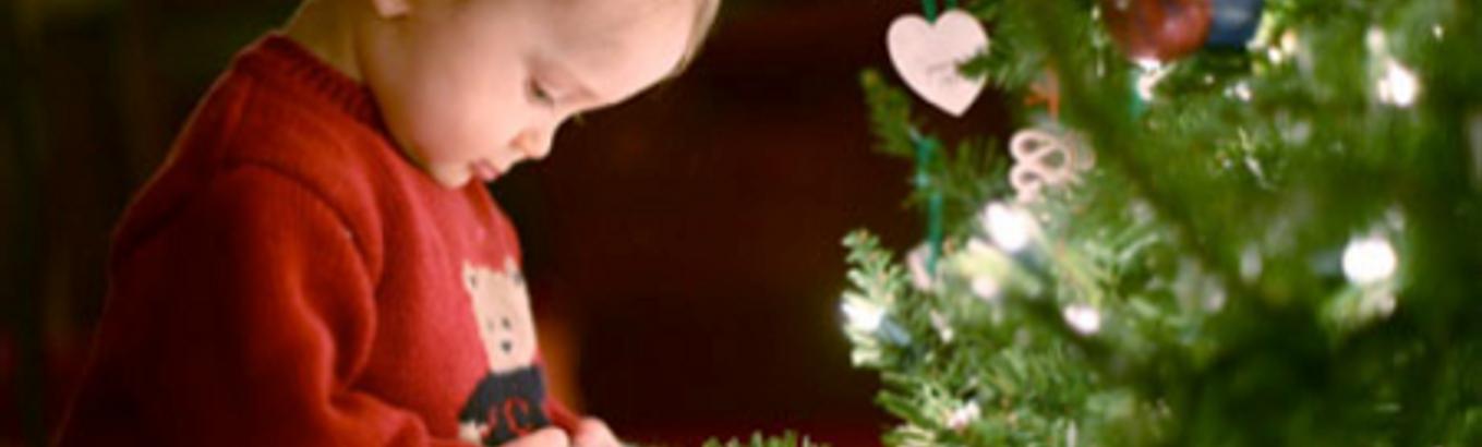 AFLYST! Børnedag - babygudstjeneste og juletræsfest