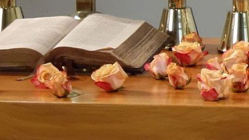 Judika Abendmahlsgottesdienst
