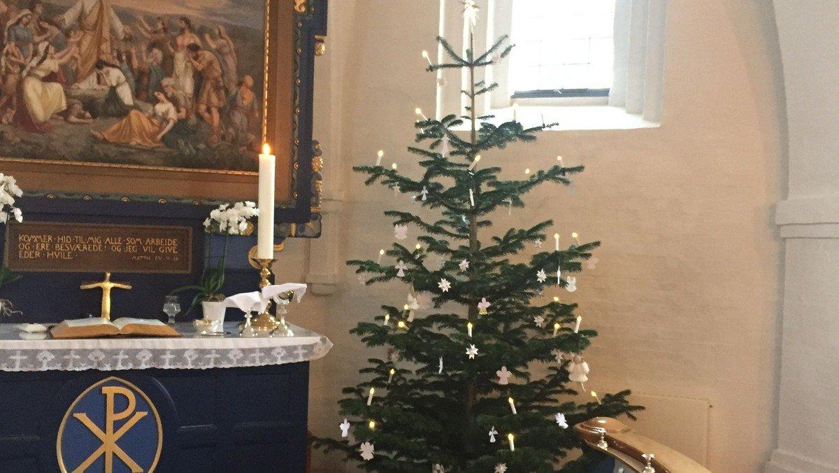 Jul for børn og dem, der ikke kan vente