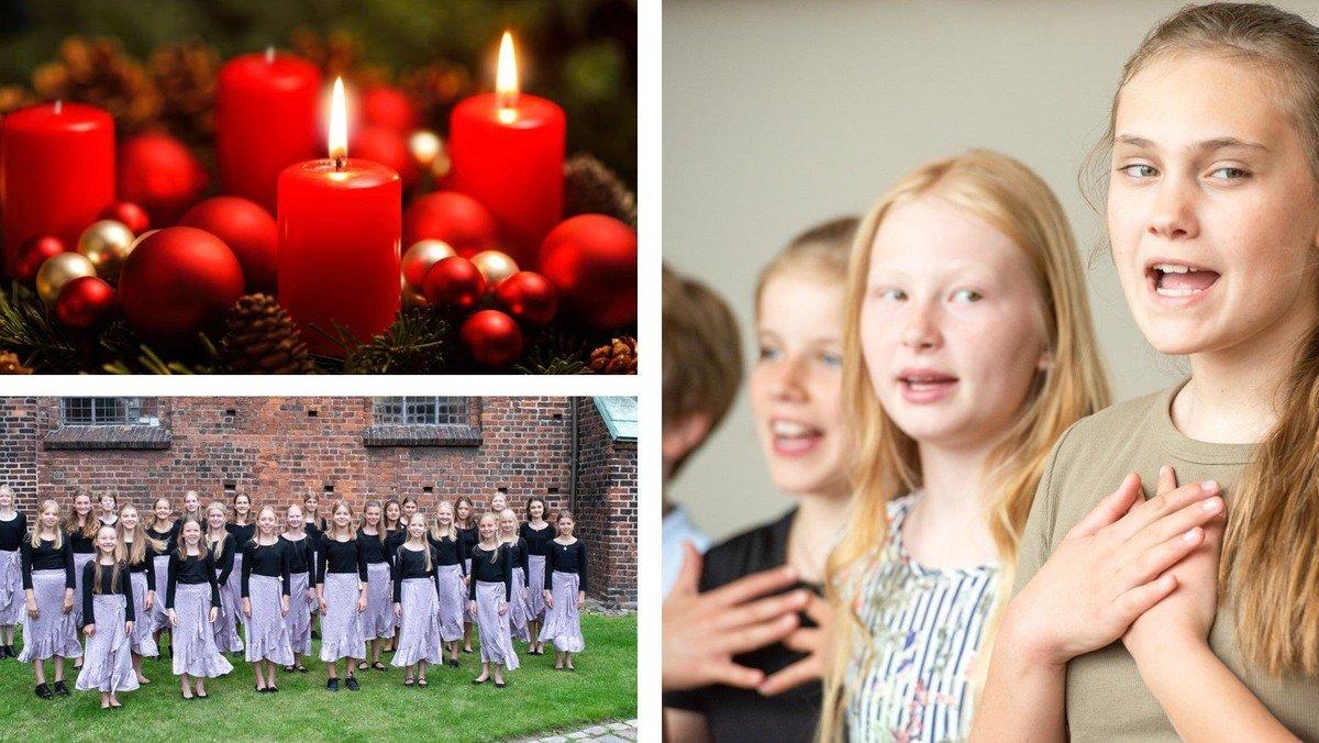 Kom i julestemning med Nordsjællands Ungdomskor