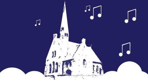 Jul og fællessang i Ny Vor Frue kirke