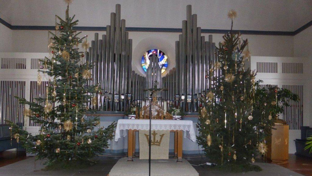 ABGESAGT: Dorf-Weihnachten 2020 auf dem Fußballplatz Wallau - mit Vorbehalt