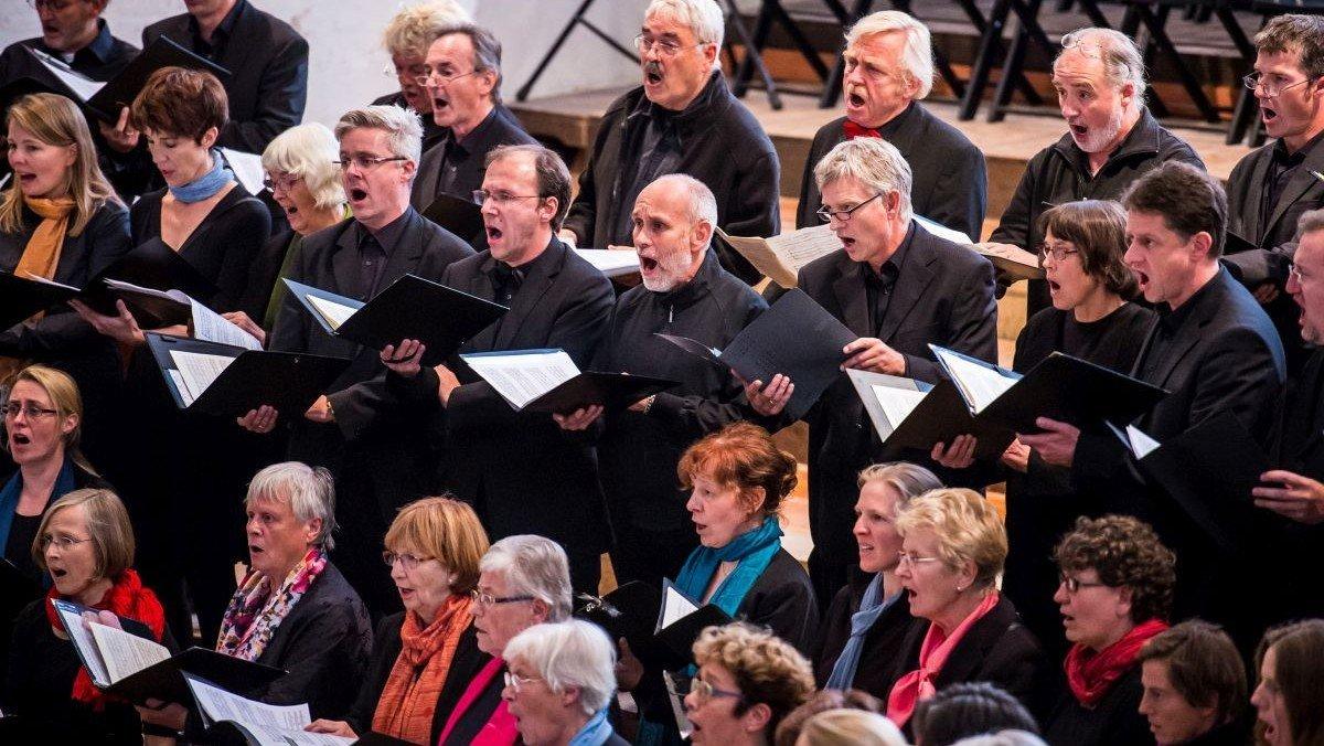 Festgottesdienst 50 Jahre Bach-Chor mit Pastorin Nehmzow