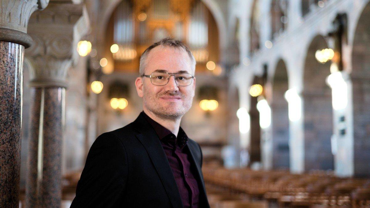 Sommerkoncert med domorganist Morten Ladehoff