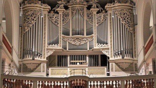 Eisenacher Sonntagskonzert - Orgelschüler musizieren