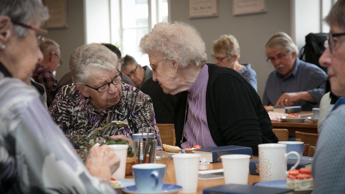 Café Michael - Nytårsforsæt