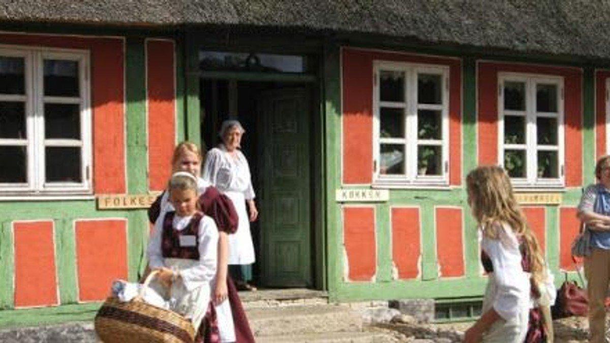 Café Michael - Bondekonen fra Kringsminde fortæller