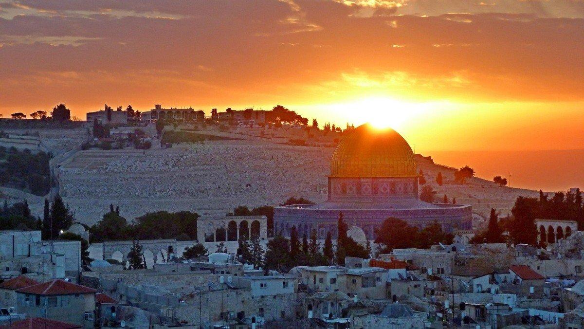 Café Michael - Rejseberetning: Påske i Jerusalem