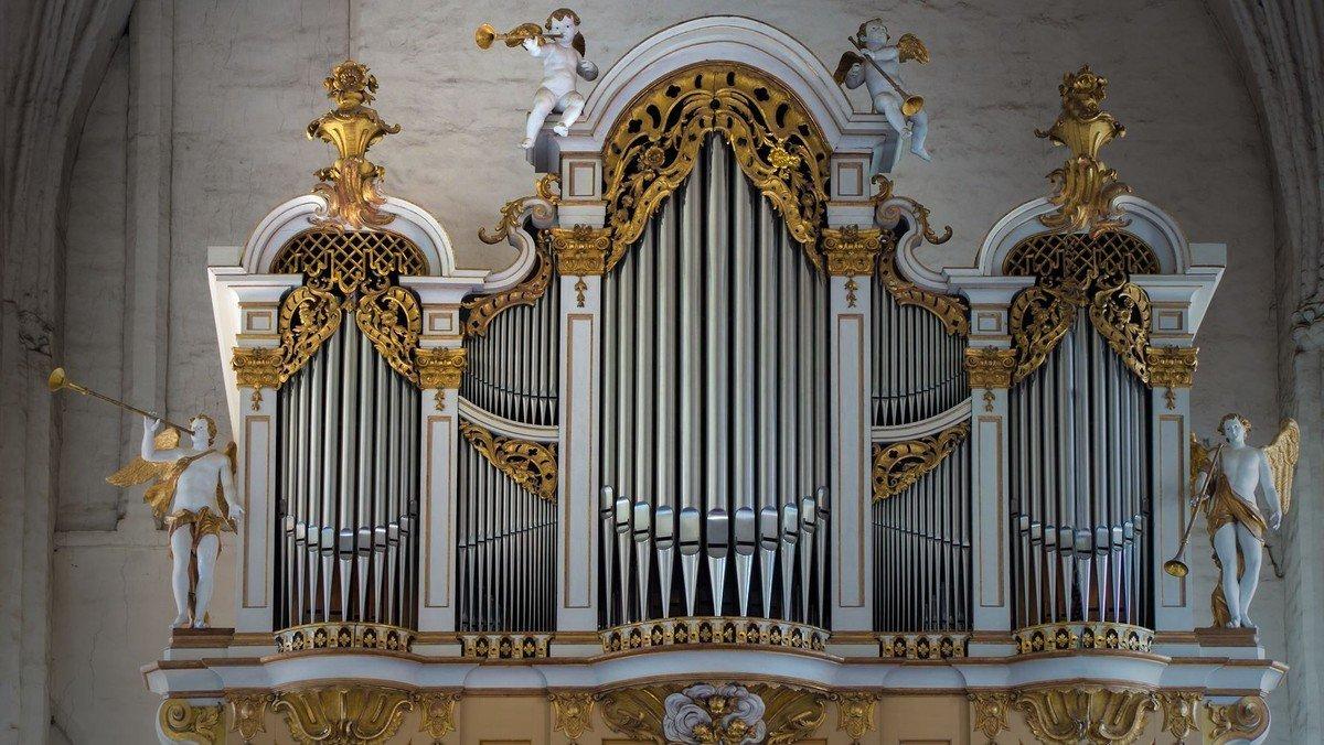 Orgelmusik zur Mittagszeit