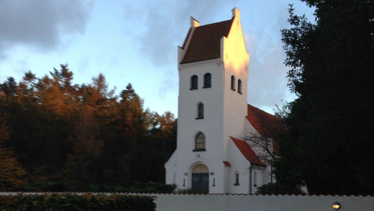 Kort gudstjeneste Nivå Kirke