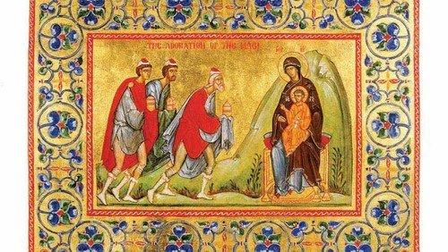 Epifani gudstjeneste