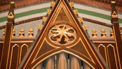 Auenkirche; Foto: Stephan Klonk