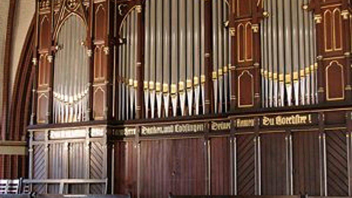 """Kurzkonzert im Rahmen der """"Orgeltour entlang der U7"""" - fällt leider aus!"""