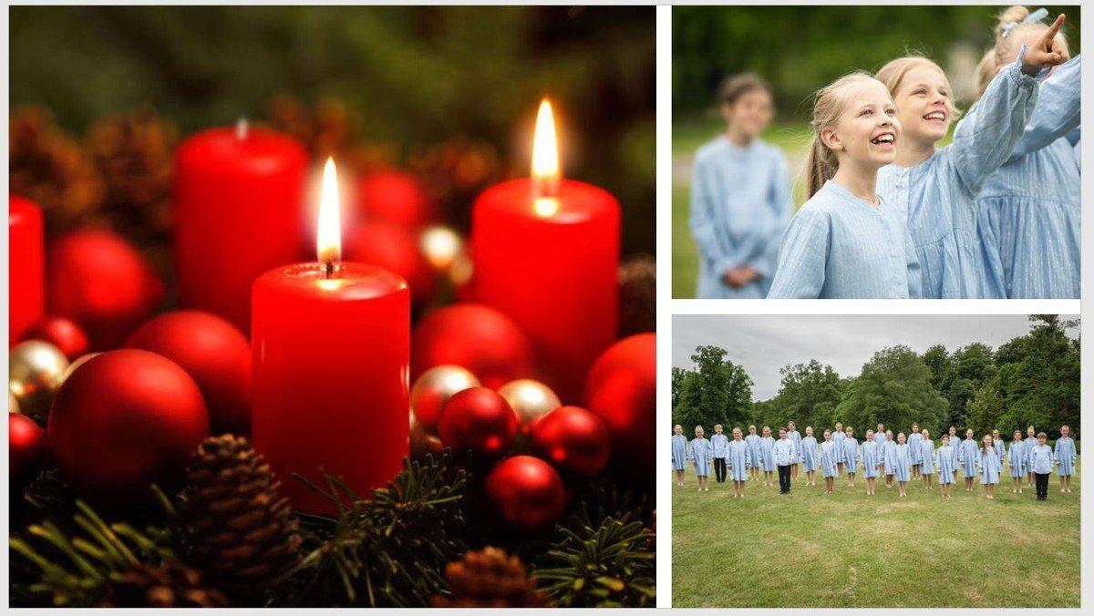 Juniorkoret synger julen ind TILMELDING