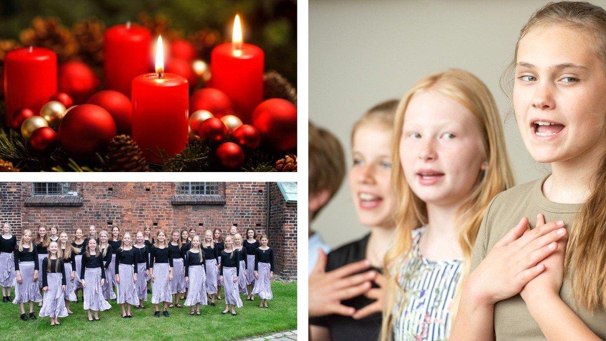Kom i julestemning med Nordsjællands Ungdomskor TILMELDING